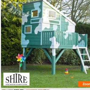 B&Q command play house instore only! £50!! From £500!
