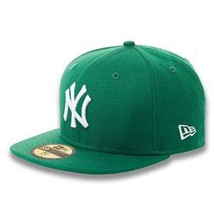Basic NY Yankees 59FIFTY Kelly/White £12.50 for a size 7 1/4 @ NEW ERA CAP
