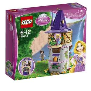 LEGO Disney Princess 41054: Rapunzel's Creativity Tower  £28.34 Amazon