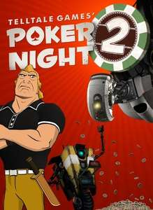 Poker Night 2 [Online Game Code] 60p @ Amazon.com
