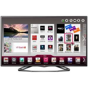 LG 47LA620V 47 In Full HD 1080p Freeview HD 3D LED Smart TV £499.99 @ Argos