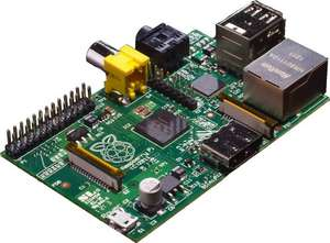 Raspberry Pi (Model B) - £25.39 - Sold and Dispatched by Amazon