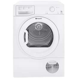 Hotpoint TCYM750C6P Full Size 8kg Condenser Tumble Dryer - White - £164.00 Delivered After Hotpoint Cashback @ ao.com