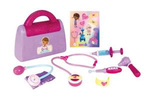 Doc Mcstuffins Doctor's bag playset for £11.25 with collect in store @ ASDA DIRECT