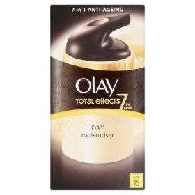 Olay Total Effects moisturiser 50ml - £6.87 at Asda