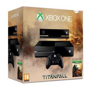 Xbox One Console Inc Titanfall Including Free £10 Microsoft GIft Card £349.99 @ shopto ebay