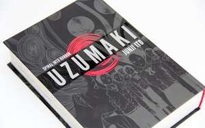 Uzumaki: 3-in-1 Deluxe Edition - Collectible Manga Compilation £12.23 delivered at Amazon