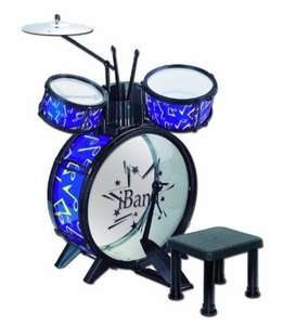 The Beat Drum Set at Amazon for £4.30  (free delivery £10 spend/prime/Amazon locker)