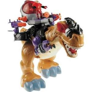 Fisher-Price Imaginext Mega T-Rex Less Than half price £7.49 at Argos