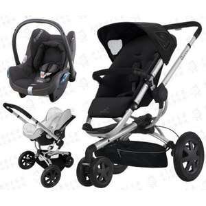 Quinny Buzz 3 and Maxi Cosi Carseat £349, RRP £590! Bargain @Kiddies Kingdom
