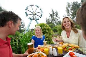 2-Day Thorpe Park Pass For 4 Plus Overnight Stay In Thorpe Park 'Shark' Hotel-Includes Buffet Brekkie, 'First To Ride' Access, Free Parking And Family Evening Entertainment From Only £129 With Wowcher