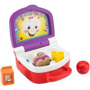 Fisher price sort and learn lunchbox £12.99 at Argos