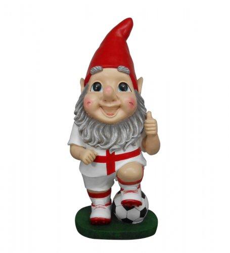 Gnobby England Garden Gnome £25.00 + £2.95 P&P @ Asda Direct