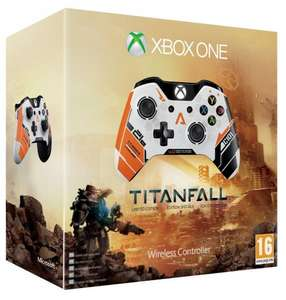Titanfall Limited Edition Official WIRELESS CONTROLLER (Xbox One) @ Amazon (seller trusted_games) - £37.03 Delivered
