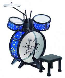 The Beat Drum Set at Amazon for £4.64 RRP £14.99 (free delivery £10 spend/prime/Amazon locker)