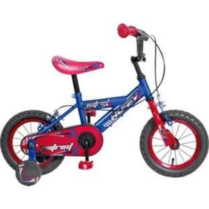 Huffy 12 Inch Bike with Removable Stabilisers now £39.99 at Argos