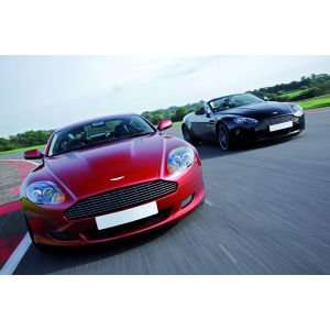 aston martin driving experience - £84.99 @ IWOOT