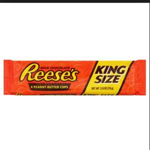 Reese's King Size 4 Cups @ B&M - 99p instore