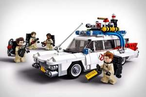 Lego Ghostbusters Ecto-1 Cuusoo 21108 £44.99 Instore @ A1 Toys/Toymaster Braehead