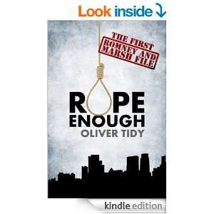 Rope Enough (The Romney and Marsh Files #1) [Kindle Edition]