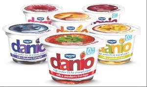 FREE pot of Danio yogurt!
