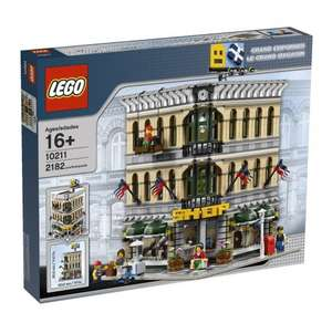 Lego grand emporium 10211 £115 delivered from Amazon Spain