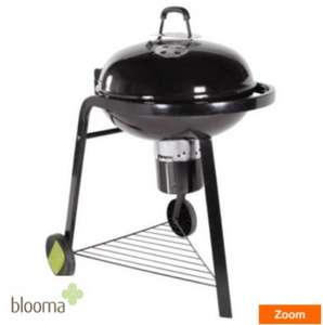 Blooma Halleck Kettle Charcoal Barbecue down to £54 from £89 at B&Q