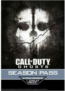 Call of Duty GHOSTS Season Pass (PS4) @ Base - £17.99