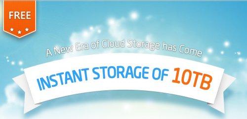 10TB Free Online Storage @ Weiyun via Tencent