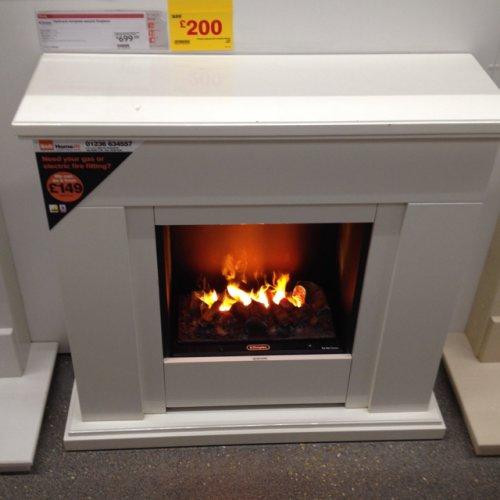 Dimplex Optimyst Fireplace £200 @ B&Q (Poole Instore)
