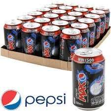 24 cans (330ml) of Pepsi/Diet Pepsi/Pepsi Max - £5.75 at Makro