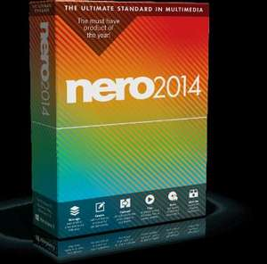 Nero 2014 complete download version £19.99