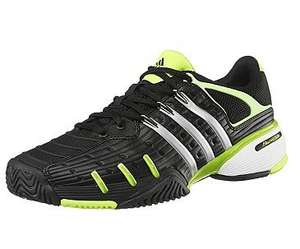 Adidas Barricade 5 re-issue Tennis shoes Black & Slime £60.98 + Free Delivery! @ Tennis Warehouse