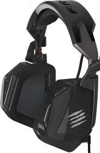 Mad Catz F.R.E.Q. 7 Surround Sound Gaming Headset & Mad Catz R.A.T. 5 Gaming Mouse Bundle - £59.97 Delivered - Dabs