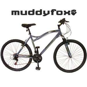 "Muddyfox Ruthless 26"" Hardtail Mountain Bike £89.99  from Smyths Toys with FREE DEL"