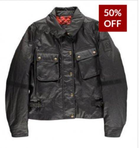 Belstaff Coursemaster Waxed Jacket from Van Mildert - Ladies £297.50