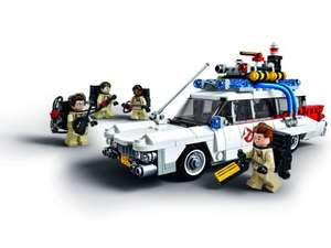 Lego Ghostbusters™ Ecto-1 21108, Official release £44.99 at Lego.co.uk , not much of a deal at RRP but very cool & collectable