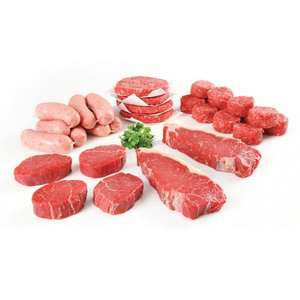 BBQ time! Better than half price Steak pack! £34 + £5 delivery under £80 spend @ Donald Russell