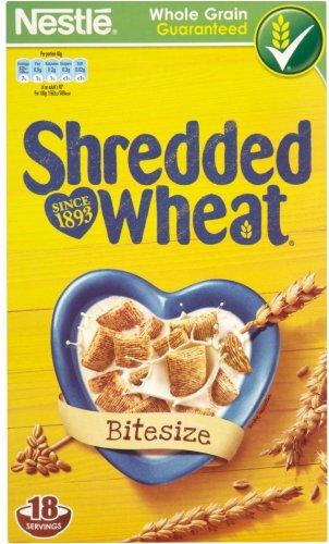 Nestle Bitesize Shredded Wheat (750g) ONLY £1.94 @ Asda