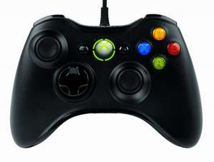 Official Xbox 360 Common Controller for Windows - Black (PC) £19.99 @ Amazon