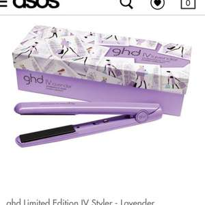 Ghd limited edition stylers - £99 ASOS