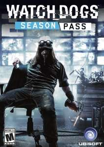 Watch Dogs Season Pass PC (UPlay) £11.93 from Amazon US