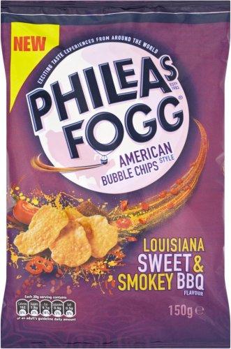 Phileas Fogg Cheese & New York Deli Relish (150g) was £1.99 now £1.00 @ Tesco