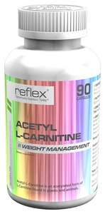 Reflex Acetyl L-Carnitine £13.96 delivered (£13.26 with code DFX5) @ Dolphin fitness