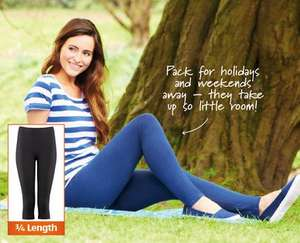 Ladies Leggings £3.99 at Aldi from 8th June