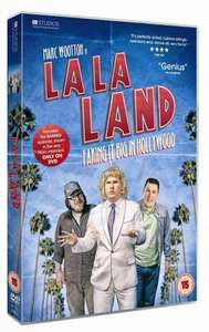The best £4.46 you will ever spend - La La Land  [DVD]  at £4.46 @ Amazon  (free delivery £10 spend/prime/Amazon locker)