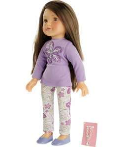 Chad Valley DesignaFriend Doll Violet £9.99 at Argos