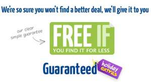 (possibly) free parking at any airport in the UK @ Holiday Extras