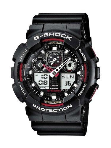 Casio Men's Combi Watch Ga-100-1A4Er £51.42 @ Amazon