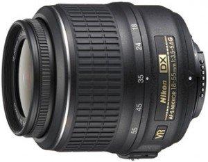 Nikon AF-S 18 - 55mm lens £89 +£10 p&p Bristol Cameras